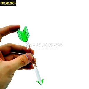 Cera Cera para Dabbler de herramientas 5.12 pulgadas de cera Dab coloridas Herramientas grueso Pyrex Dabber cuarzo Banger Nails Dab Rigs fumadores accesorios