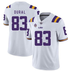 LSU Tigers de Tyler Shelvin costurado Homens Stephen Sullivan Jacob Phillips Patrick Rainha College Football Jersey 4xl