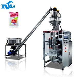 Automatic Stand Up Pouch Condiments Chili Spice Powder Packing Machine   Doypack Packing Machine   Mini Pick Fill Seal Machine