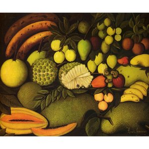Henri Rousseau paintings canvas artwork for office wall decor large hand painted