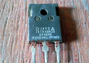 Original Used Field-Effect Transistor IXTH40N30 MOSFET TO-247 TO-3P Test Ok