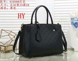 Naverfull 5A+ L Designer Shopping Bag V Fashion Women Shoulder Bag Classic Lady Messenger Handbags Purse Casual Tote Bags with Clutch 102