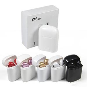 Venta al por mayor HBQ I7S TWS Auriculares Auriculares Inalámbricos Bluetooth Doble Auricular Gemelos Auriculares Estéreo Binaural Auriculares Para Todos los teléfonos móviles 001
