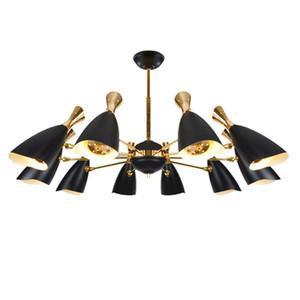 plafonniers vintage nordic LED pendentif lampadaire moderne élégant creative foyer salon salle à manger pendentif lumière maison luminaires