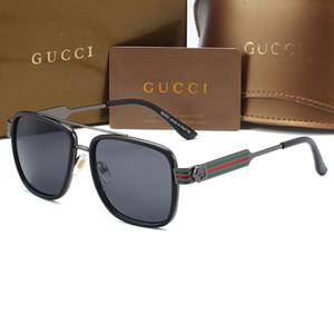 En italya marka moda A98073 erkekler kadınlar marka tasarımcısı pilotu sürüş ayna güneş gözlüğü bayanlar gözlük gözlük güneş gözlüğü