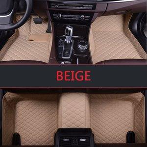 Auto-Fußmatten passen zu Mercedes Benz A B C E G S R V 160 180 200 260 300 320 350 400 450 500 ML-AMG S-Klasse Auto-Styling-Liner