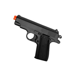 G2 metal oficial MUELLE COMPACT pistola de Airsoft HAND GUN w / 6 mm BB BBs