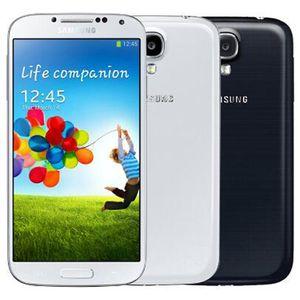 Reformado original para Samsung Galaxy S4 i9500 i9505 5.0 pulgadas 1pcs Quad Core 2 GB de RAM 16 GB de ROM 13 MP 3G 4G LTE androide abierto Móvil DHL