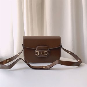designer crossbody bags luxury handbags purses classic hot sale saddle bag single shoulder bags good quality pu leather
