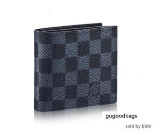 brang MARCO WALLET N63351 Men Belt EXOTIC LEATHER ICONIC Bags CLUTCHES Portfolio WALLETS PURSE