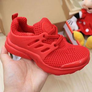 Kız Bebek ve Çocuk Euro SIZE 24-35 için 2019 Marka Çocuk Ayakkabıları Moda Tasarımcısı Çocuk Sneakers Rahat ve Nefes Spor Ayakkabı