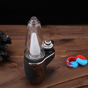 Akıllı Bong buharlaştırıcı e taşınabilir konsantreler mum yağı sigara mod su borusu sigara balmumu kuru ot buharlaştırıcı kiti tepe vape sigara kurulamak kulesi