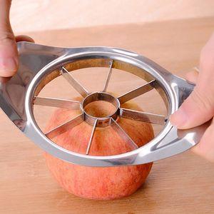 L'acciaio inossidabile Apple affettatrice di verdure della frutta affettatrice pera di Apple Cutter Corer Processing cucina taglio Coltelli strumento utensile DBC BH3014