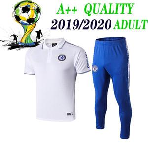 2019 2020 Maillot d'entraînement de soccer 20 19 HIGUAIN GIROUD JORGINHO KANTE polo shirt survêtement de football