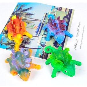 Динозавр Decompression Шаровые игрушки Trick шар под давлением Blow шары Дети игрушки Хорошее качество для горячего сбывания подарка 1 8lyH1