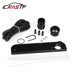 RASTP - Torque Solution PCV Adapter With Boost Cap Kit For Audi 2.0T FSI Engines LJ RS-TC012