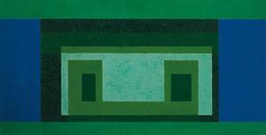 Josef Albers Untitled -3 Home Décor peint à la main huile d'impression HD peinture sur toile Wall Art Canvas 200 Photos