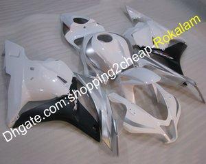 Для Honda CBR600RR F5 2009 2010 2011 2011 2011 2011 2012 CBR600 RR 09 10 11 12 Белый серебристый черный мотоцикл обтекатель для кузова (литье под давлением)