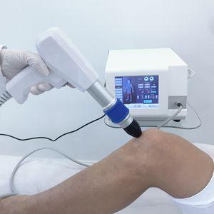 2019 machine à chaud thérapie par ondes de choc portable pour machine ed dysfonction érectile onde de choc portable pour le traitement de l'utilisation à domicile