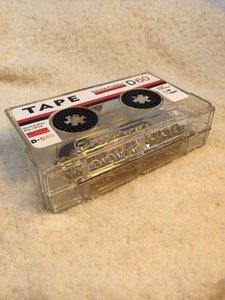 Личность прозрачная лента кассеты вечерний клатч акриловая жесткая коробка клатч высокого класса Ручная сумка маленький партийный кошелек сумки