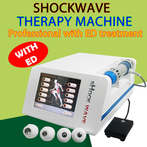 New Extracorporal Electromagnetic Smart Acoustic Shock Wave Machine For Erectile Dysfunction ED OA Therapy Joint Pain Physiotherapy