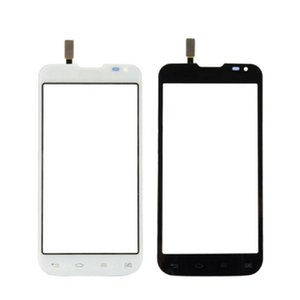 "10PCS عالية الجودة شحن مجاني ""لشاشة LG L90 D415 D405 D410 تعمل باللمس محول الأرقام جبهة زجاج عدسة لوحة الاستشعار"