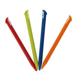 4Pcs lot Multi-Color Plastic Touch Screen Pen Stylus Pencil Game Console Touch Pen for Nintendo 3DS XL LL New