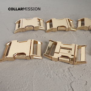 100pcs / lot Heavy dy dog coar buckles quick-release buckles for 30mm seying Paracord Leathercraft handmraft Instruments CK30J