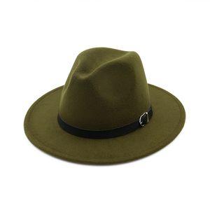 Diseñador otoño invierno las gorras sombreros hombres mujeres Panamá Sombrero para mujer de lujo del sombrero del sombrero de ala del sol para hombre gorra de ala Tacaño Jazz Navidad