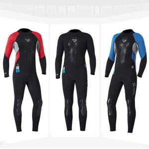 MEN 잠수복 3MM 전신 잠수복 서핑 정장 래쉬 가드 정장 스트레치 다이빙 수영 서핑 스노클링
