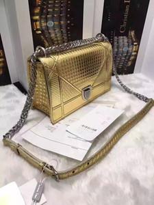 borse a tracolla di alta qualità per borse delle donne di cuoio della traversa del sacchetto borse del corpo delle borse del progettista della frizione signore insacca messaggio portafogli tag borsa