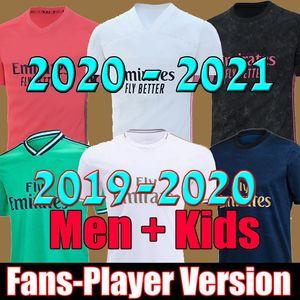 Tailândia Camisa Campeão Liga Real madrid versão do player de fãs soccer jersey 2019 RONALDO camisa de futebol 18 19 sergio ramos maillot BALE ASENSIO MODRIC camisa de futebol