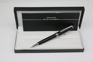 Matite di alta qualità migliore Noble MB resina nera in argento dono scelta finiture con numeri di serie la scuola forniture per ufficio cancelleria