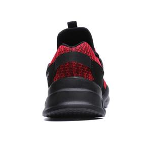 La venta caliente zapatos para correr ultra liviano para los hombres Calzado de hombres jogging altura creciente zapatos