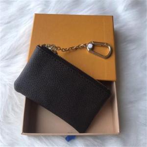 Designer coin purse women key pouch mini Fashion leather coin pouch 4 colors designer key pouch designer wallet