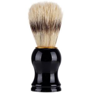 Badger Hair Men's Shaving Brush Barber Salon Men Facial Beard Cleaning Appliance Shave Tool men beard brush Cleaning