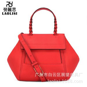 Lucky2019 Woman Women's Diagonal Package Personality Single Shoulder Bag Can