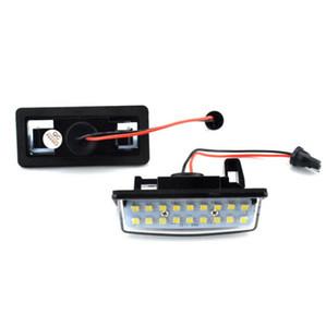 1 Paar Fehler frei 18 3528 SMD LED-Lizenz Kennzeichenleuchte Auto-Licht-Fit für Nissan Teana J31 J32 Maxima Cefiro Altima Rogue Sentra