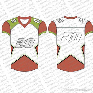 Top Custom Football Jerseys Mens Embroidery Logos Jersey Free Shipping Cheap wholesale Any name any number Size S-XXXL950