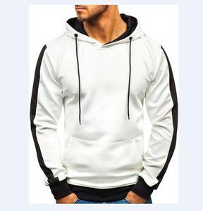 ellesse mens designer de camisola com capuz hoodie do New Arrival Top Quality Marca Designer Colorblock Homens Roupa Rua Hoodies de manga longa com capuz
