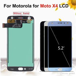 """5,2 """"Für Motorola MOTO X4 LCD Display Touchscreen Digitizer Assembly Ersatz-LCD für Moto X4 XT1900 LCD-Bildschirm mit Werkzeugen"""