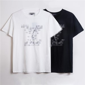 Mens Designer T-Shirts Summer Fashion Mens Womens Luxury Top Tees Brand T-shirt Short Sleeves Numbers Letters Embroid T Shirts BH 2052502V