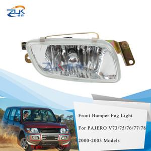 ZUK voiture pare-chocs avant ANTIBROUILLARD antibrouillard Conduite Lampe MITSUBISHI PAJERO Montero 2000 2001 2002 2003 V73 V75 V76 V77 V78