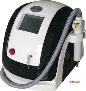 Q-switch système d'enlèvement de tatouage laser portable Pico / Picosure / picoseconde