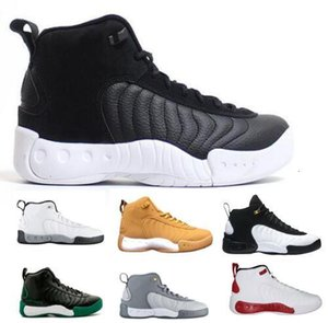 Last JUMPMANS Pro OG Taxi Bred Men's Basketball Shoes Red Men Reloj 12.5 Allen Sugar Ray Cyber Monday Brand Homme Sprot Sneakers