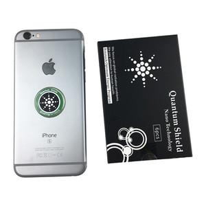 Анти-радиационная наклейка Quantum Shield сотовый телефон радиационной защиты наклейки анти-электромагнитный щит волна патч для Apple, iPhone
