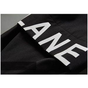 2019 progettista Mens laterale tasche cargo Harem Pants Hip Hop casuale maschio Tatical jogging pantaloni Moda Pantaloni Streetwear S-4XL B100197Q