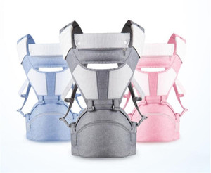 Upgraded Xiaomi Youpin Xiaoyang Baby Carrier Multi-Functional Convenient Ergonomic Waist Infant Bear For 0-36 Month Babay 3000067C3 DHL free