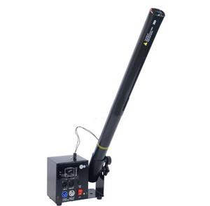 Мока MK-C21 Один руководитель конфетти машина, Wedding Blaster Электрические DMX управления сценическими эффектами конфетти пушка Цветная бумага машина LLFA