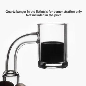 Top Qualuty Sic Insert Bowl Bowl de carburo de silicona para mujer hombre 10mm 14mm 18mm OD 25mm Banger de cuarzo Plataformas de vidrio Dab